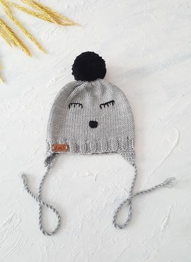Lilly's Şapka Gri